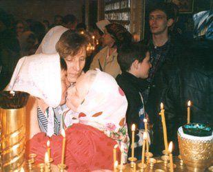 Пасхальные праздники в Екатеринбурге