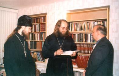 Екатеринбургские священнослужители вновь отправляются в Чечню